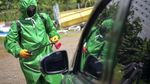 Ratusan Titik Posko Aman Corona Dioperasikan di 16 Kota