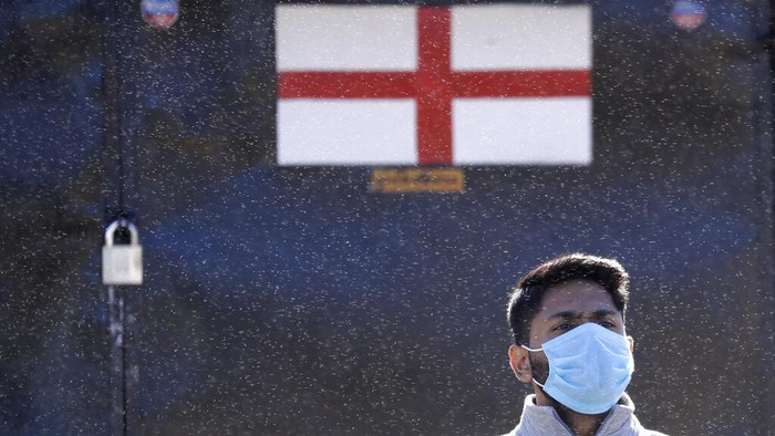 Korban meninggal dunia yang diakibatkan virus corona di Inggris mendekati angka 20.000, update data pemerintah Inggris pada hari Jumat.
