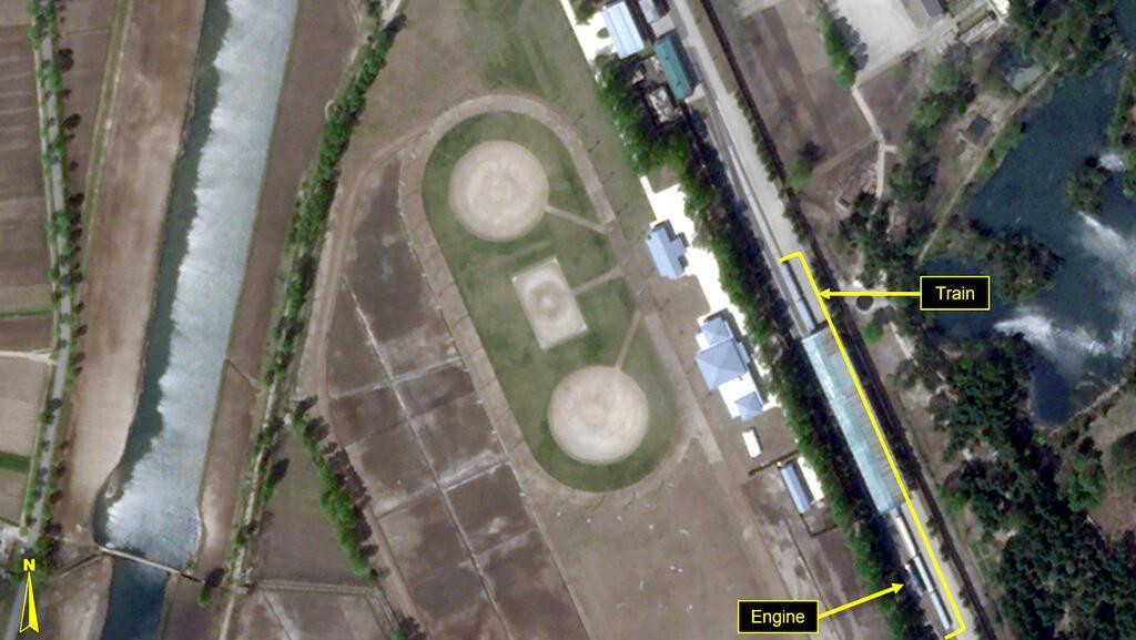 Melacak Keberadaan Kim Jong Un Lewat Citra Satelit