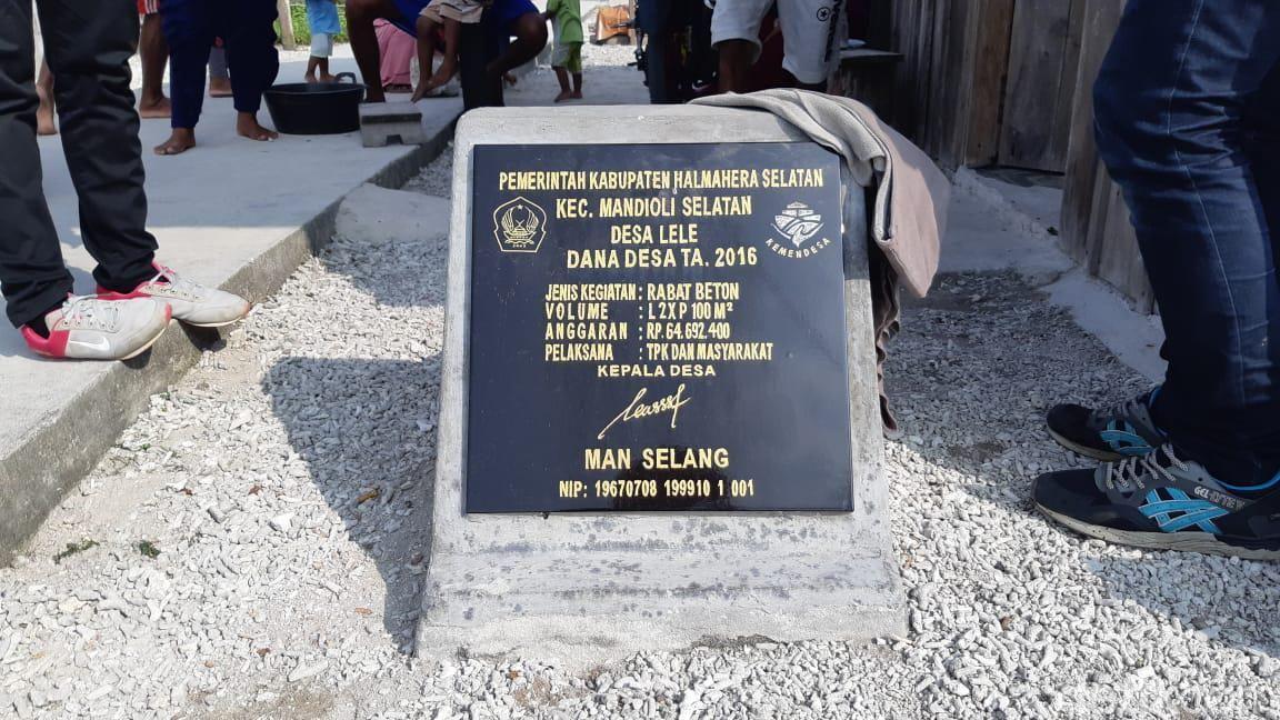Pulau Mandioli, Maluku Utara (Danu Damarjati/detikcom)