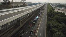 Imbas PSBB dan Larangan Mudik, Traffic di Jalan Tol Turun Drastis
