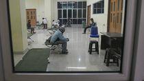 GOR di Jakarta Beralih Fungsi Jadi Tempat Tinggal Tunawisma