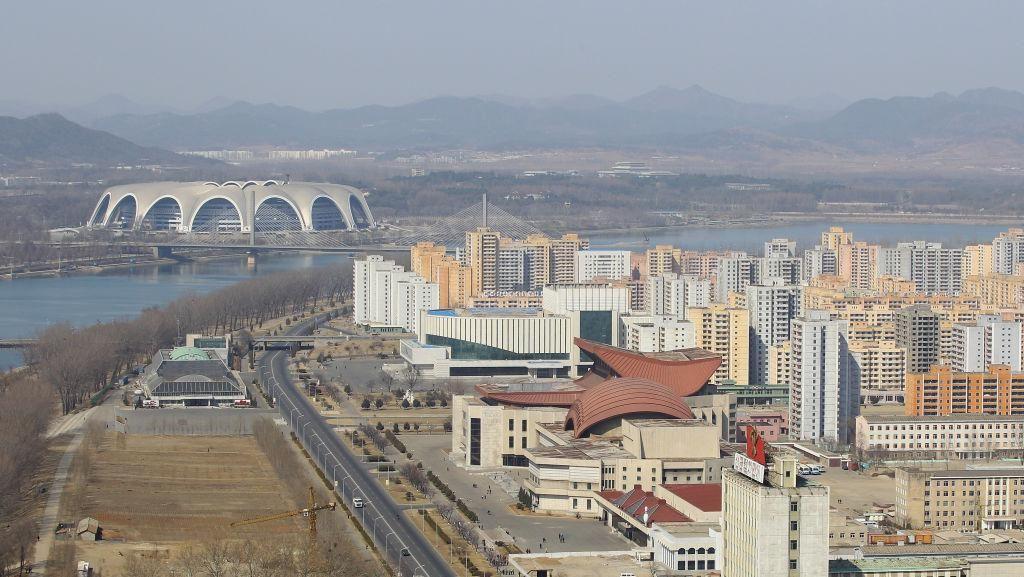 Negaranya Kim Jong Un Punya Stadion Terbesar di Muka Bumi