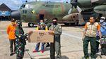 TNI Distribusikan APD ke Berbagai Daerah di Indonesia