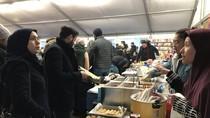 Wisata Kuliner Sambil Beramal di Negeri Belanda