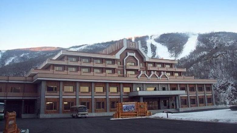 Masik Pass Skiing Ground