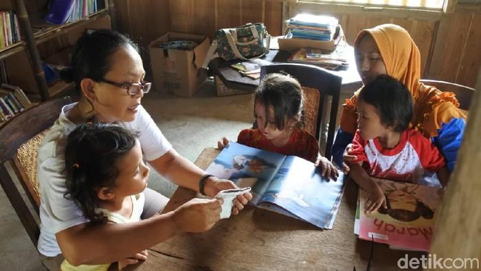 Aktivitas Komunitas Cethik Geni Blora sebelum terjadi pandemi Corona