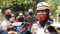 Puluhan Pemudik Motor dari Jakarta yang Melintasi Cirebon Dihalau