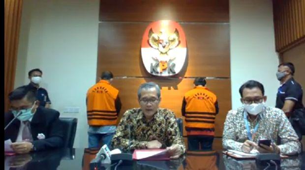 KPK Umumkan Penangkapan Tersangka Suap Ketua DPRD-Plt Kadis PUPR Muara Enim