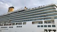 Sekitar 2000 penumpang menaikikapal pesiar Costa Deliziosa. Mereka menginginkan perjalanan sekali seumur hidup dengan armada ini