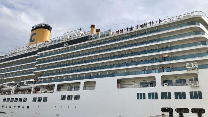 Kapal pesiar Costa Deliziosa