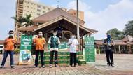 DMI Galakkan Gerakan Masjid Bersih