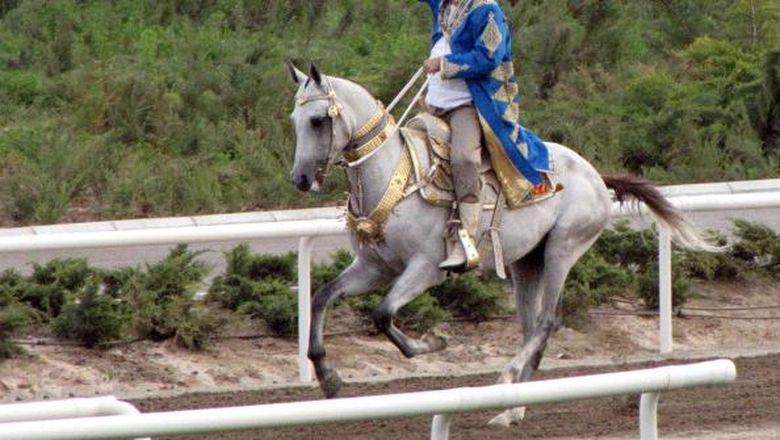 Hari Kuda Nasional Turkmenistan