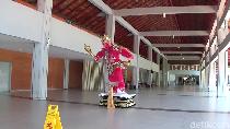 Imbas Larangan Mudik, Bandara Ngurah Rai Bali Sepi