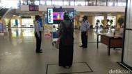 Terminal Purabaya Kini Dilengkapi dengan Thermal Scanner