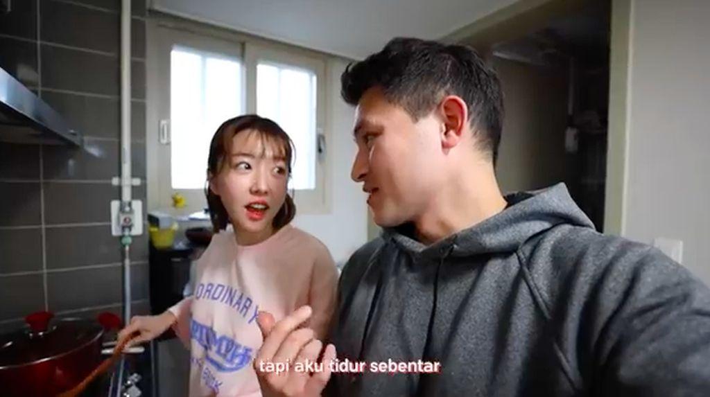 Begini Pengalaman Orang Korea dan Amerika yang Coba Puasa Seharian