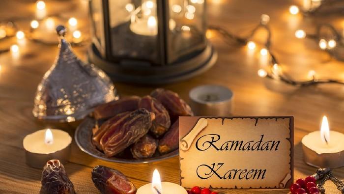 Ilustrasi Ramadhan atau buka puasa