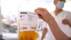 Terapi plasma darah ramai diperbincangkan masyarakat. Donor plasma darah dari pasien sembuh COVID-19 disebut dapat bantu penyembuhan pasien Corona lainnya.