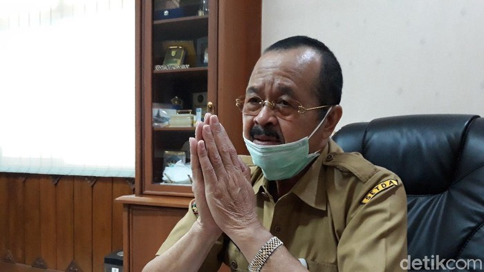 Wakil Wali Kota Solo Achmad Purnomo