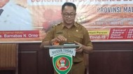 Gugus Tugas Provinsi Maluku-Pemkot Ambon Koordinasi Rencana Pengajuan PSBB
