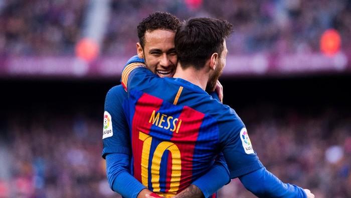 Ini Bukti Neymar Menanti Messi di PSG?