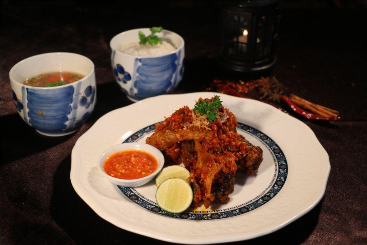 Hotel di Bandung yang layani pesan antar makanan Ramadhan