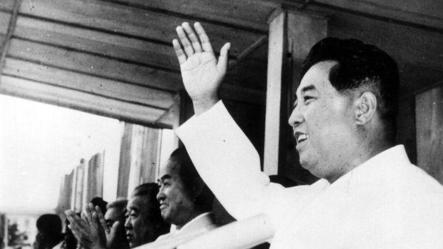 Kim Il Sung, pendiri Korea Utara.