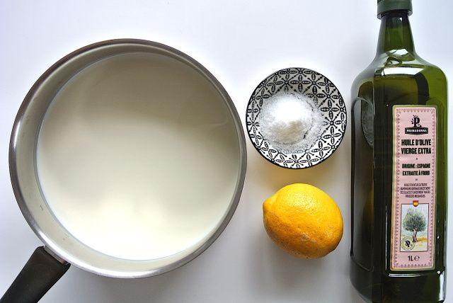 Cara bikin keju homemade