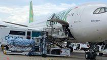 Tutup Penerbangan Reguler dan Charter, Citilink Layani Pengiriman Kargo
