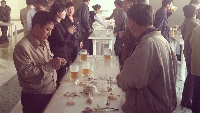 Makanan Korea Utara