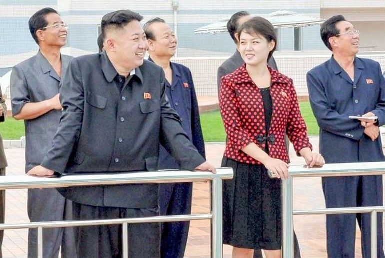Ri Sol Ju, istri Kim Jong Un