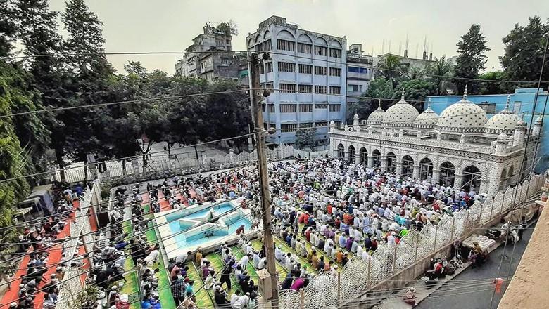 Masjid bintang di  Bangladesh.
