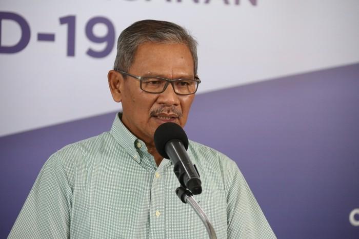 Juru Bicara Penanganan COVID-19 Achmad Yurianto