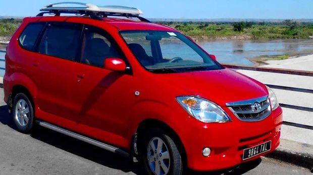 Toyota Avanza di luar negeri