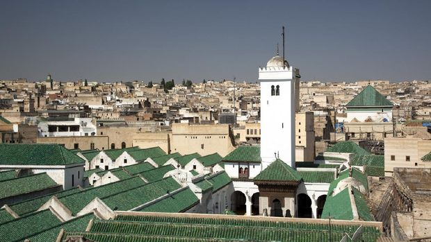 Founded by a wealthy Tunisian woman, Fatima Alfehri, daughter of a rich merchant, Al Karaouine University and its affiliated mosque are among the world's oldest.