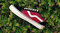 Pelanggaran Merek Dagang, Foto Sneakers Lokal Mirip Vans Dihapus Instagram