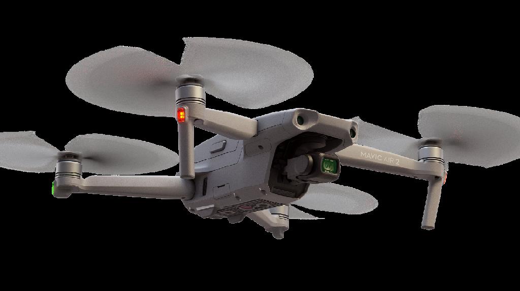 Bikin Video Hyperlapse Resolusi 8K dengan Drone