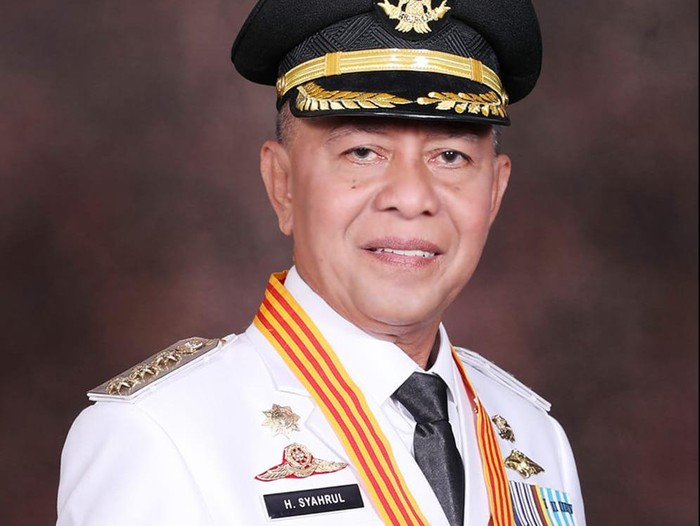 Wali Kota Tanjungpinang Syahrul.