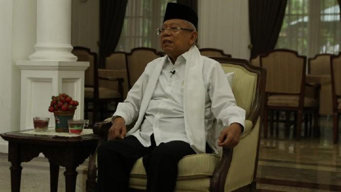 Wapres Maruf Amin