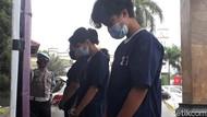 Potret Pelaku Pembunuh Driver Taksi Online di Bandung
