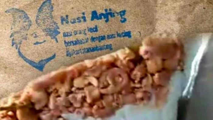 Nasi nama hewan di Indonesia