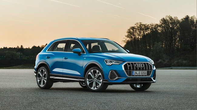 All New Audi Q3 generasi kedua