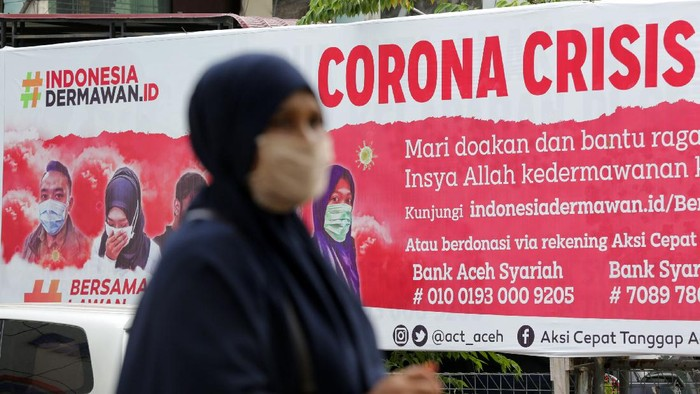 Kasus positif COVID-19 di ibu kota disebut kini alami perlambatan yang signifikan. Hal itu beri semangat baru bahwa Indonesia dapat bangkit lawan Corona.