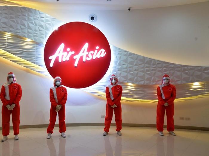 Seragam baru AirAsia