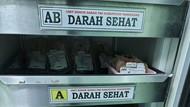 Stok Darah PMI di Kabupaten Tangerang Menipis di Tengah Pandemi Corona