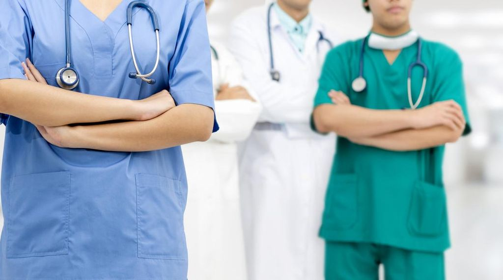 Viral Tenaga Medis Indonesia Bikin #nursecapchallenge, Transformasinya Keren