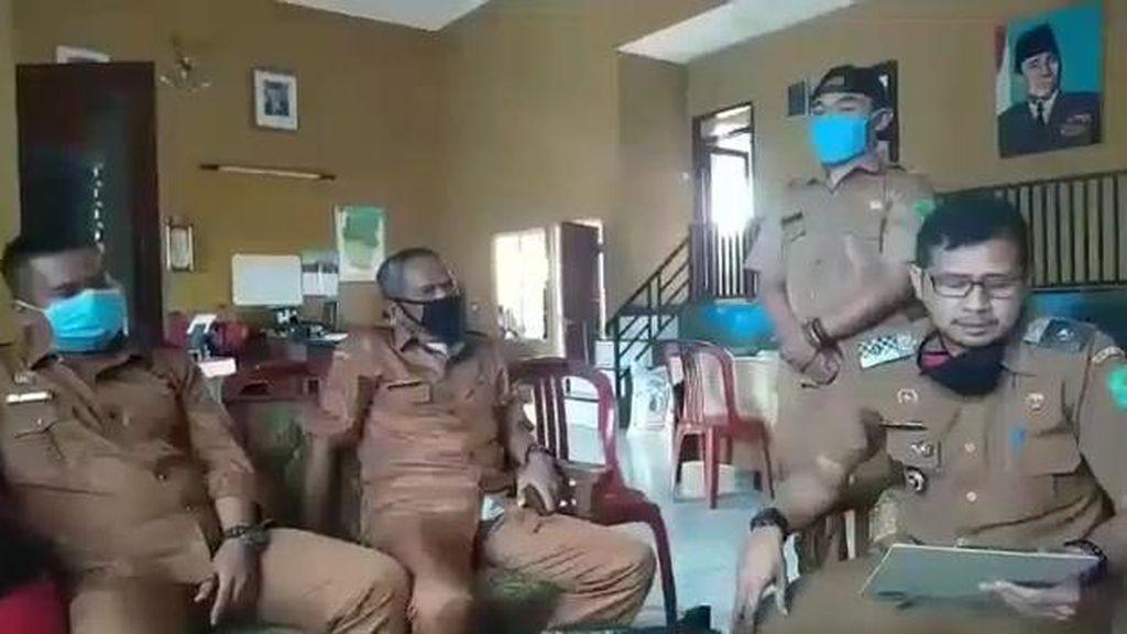 Gegara Bansos, Kades Subang Protes ke RK-Jokowi