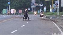 Pelaku Balap Liar di Makassar Akan Disanksi Urus Pasien Corona-Jadi ODP