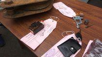 Ini Asal-Usul Senpi Milik Koboi Penembak Kepala Pria Bandung