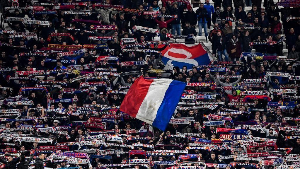 Prancis Izinkan Penonton Masuk Stadion Lagi di Bulan Juli